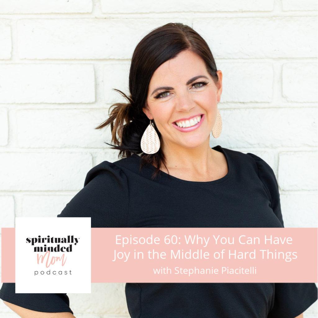Interview with Stephanie Piacitelli